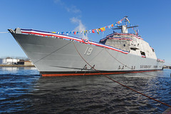 20181215_Y5A8658_m (LCS Team Freedom) Tags: 2018 christening lcs lcs19 launch littoralcombatship marinette shipyard stlouis usnavy usn wi wisconsin