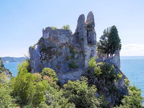 altes Schloss Duino