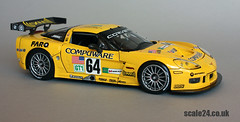 Corvette C6R - 53 (cmwatson) Tags: chevrolet corvette c6r 2007 lemans revell 07396 studio27 scale24 sdcc2401c
