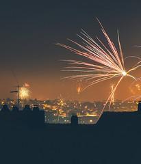 New Year's fireworks (Inka56) Tags: crazytuersday new fireworks