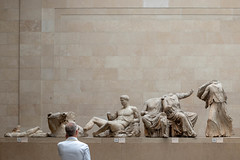 IMG_0142 (beggs) Tags: 2018 travel london england unitedkingdom unitedkingdomofgreatbritainandnorthernireland britishmuseum museum art sculpture elginmarbles parthenonmarbles greeksculpture ancientgreeksculpture