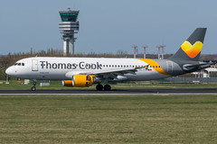 Thomas Cook Belgium / A320 / OO-TCH / EBBR 25L (_Wouter Cooremans) Tags: ebbr bru brusselsairport zaventem spotting spotter avgeek aviation airplanespotting thomas cook belgium a320 ootch 25l thomascookbelgium