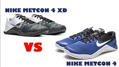 Nike Metcon 4 XD vs Nike Metcon 4 (fitatmidlife) Tags: nike metcon nikemetcon4 crossfit workout crosstrainingshoes