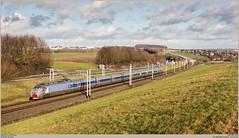 SNCF TGV 4518 @ Rebecq (Wouter De Haeck) Tags: belgië belgique belgien infrabel l1 halle esplechin esplechingrenshsl brabantwallon rebecq sncf sociéténationaledescheminsdeferfrançais tgv tgvr tgvréseau réseau gecalsthom perpignan brussel brusselzuid bruxelles bruxellesmidi