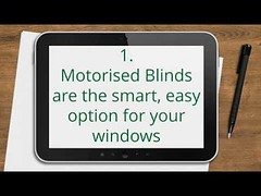 Manor Interiors Benefits Of Motorised Blinds (manorint) Tags: manor interiors benefits of motorised blinds