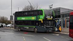 6934 National Express West Midlands (KLTP17) Tags: sk68mhx 6934 x10 birmingham nxwm 68reg enviro400 mmc new branded