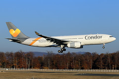 Condor Airbus A330-243 G-TCCG (widebodies) Tags: frankfurt main fra eddf widebody widebodies plane aircraft flughafen airport flugzeug flugzeugbilder condor airbus a330243 gtccg