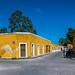 2018 - Mexico - IZAMAL - The Yellow City