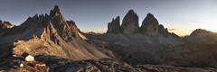 Tre Cime Italy (EtienneR68) Tags: sony a7r3 a7riii dolomites dolomiti italia italie italy landscape montagne mountain paysage sunset travel trecime voyage