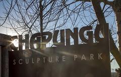 Lens Flare (noname_clark) Tags: chapungu outdoors lensflare sun sign