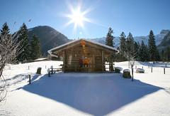 Achensee, Schneeschuhwandern in den Karwendeltälern