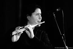 Naissam Jalal: flute, vocals (jazzfoto.at) Tags: sonyalpha sonyalpha77ii alpha77ii sonya77m2 sw bw schwarzweiss blackandwhite blackwhite noirblanc bianconero biancoenero blancoynegro zwartwit pretoebranco wwwjazzfotoat jazzfoto jazzfotos jazzphotos markuslackinger jazzlive livejazz konzertfoto concertphoto liveinconcert blitzlos ohneblitz noflash withoutflash concert konzert concerto thalgau kulturkraftwerk kulturkraftwerkthalgau oh456 naissamjalal