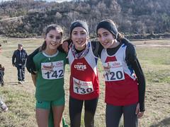 Elisa Marini e Cecilia Costantini con Anna Mengarelli