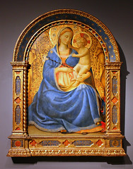Fra Angelico. Madonna of Humility. c.1440 (arthistory390) Tags: rijksmuseum