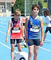 Before the start (Cavabienmerci) Tags: regional athletics championships 2017 suisse schweiz switzerland run running race sport sports runner läufer lauf course à pied coureur boy boys