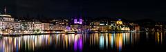 Lucerne by night (NEX69) Tags: alpha7rii fe1635mmf28gm gmasterlens ilce7rm2 lilulichtfestival lucerne luzern schweiz sony switzerland mirrorless