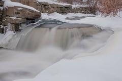 Royal River-190121-03 (tombealphotos) Tags: classicchrome ice landscape longexposure maine nature river riverscape royalriver xh1 xf1655mmf28rlmwr
