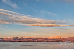 January 27, 2019 - A nice morning as seen from Longmont. (Tony's Takes)