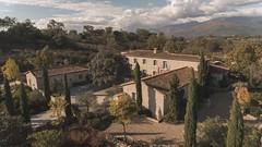 La casa de los tomillares! (Victor Polo) Tags: retoque lightroom drone dron photo foto fotografia picture photi photography hotel casa house campo españa spain avila