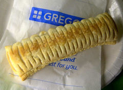 Greggs Vegan Sausage Roll (Tony Worrall) Tags: add tag ©2019tonyworrall images photos photograff things uk england food foodie grub eat eaten taste tasty cook cooked iatethis foodporn foodpictures picturesoffood dish dishes menu plate plated made ingrediants nice flavour foodophile x yummy make tasted meal nutritional freshtaste foodstuff cuisine nourishment nutriments provisions ration refreshment store sustenance fare foodstuffs meals snacks bites chow cookery diet eatable fodder ilobsterit instagram forsale sell buy cost stock greggs vegan sausage roll bake pastry veggie