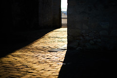 light around the corner.. (paul.wienerroither) Tags: light shadow lightanddark pavement texture walking street streetphotography spain vejer vejerdelafrontera andalucia travel travelphotography city citywalk photography fujifilm fujifilmxt3 fujinon35mm fujifilmxseries dark sun sunshine winter winterescape