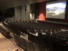 @algonquinoutfit : Where's all the people? @BanffMtnFest at the @Algonquintheatr in 30 minutes. Doors are open now, films roll at 7:30pm. https://t.co/yNCgSCOSQs (AlgonquinOutfitters) Tags: ifttt twitter specific user photos