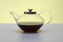 Glass Teapot (MikeOB64) Tags: teapot glass borosilicate glassware tea