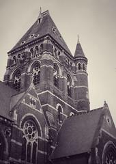 St Stephen's Rosslyn Hill (marc.barrot) Tags: building bw church uk nw3 london hampstead rosslynhill saintstephen's