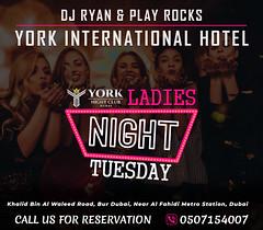 tuesday-night- York Club Dubai (yorkclubdubai.com) Tags: pubs nightclubs dubai affordable bars cheap best biggest nightclub bur nasty monday party wildest