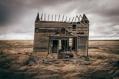 Please End Me Now (Pedalhead'71) Tags: abandoned eightmile homestead house landscape oregon prairie rural ione unitedstates us