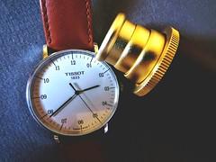 Sat i durbin (Haris Dlakic) Tags: macro watch sat durbin tissot huaweimate20pro