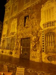 musée national de la céramique (domclavaud) Tags: valencia espagne art architecture mur facade musée céramique