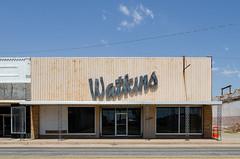 Watkins (dangr.dave) Tags: hardemancounty quanah tx texas architecture downtown historic watkins