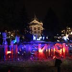 This is Kosice, ice kingdom, Christmas, Slovakia thumbnail