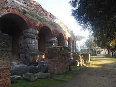 Anfiteatro Flavio (angelo.delsorbo) Tags: campiflegrei piscinamirabilis bacoli cuma scavidicuma sibilla antrodellasibilla sibillacumana pozzuoli anfiteatroflavio casinavanvitelliana