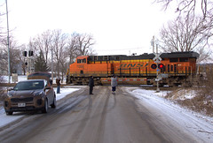 The foam runneth deep... (Rich Peters- foosqust) Tags: railfans railfanning bnsf cn byronhill