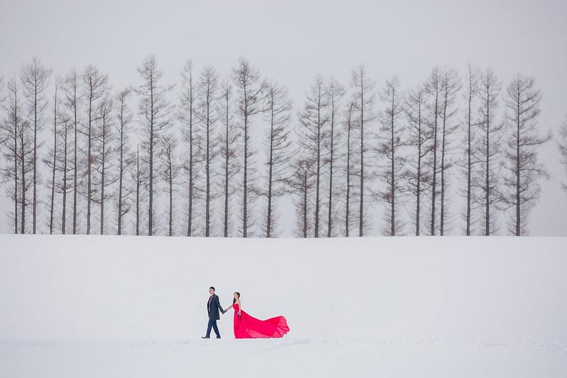 北海道婚紗,北海道雪地,雪地婚紗,海外婚紗,日本自助,婚紗攝影,日本婚紗