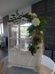 44924167_1725688684223979_7060049829367382016_n (AtelierRougeCoquelicot) Tags: mariage décoration rétro voiture ancienne