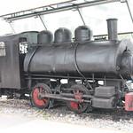 Locomotora de vapor  Vulcan Iron Works SIA 1
