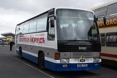 WRT 50 @ Showbus 2018 - Donington Park (ianjpoole) Tags: preserved west ridings travel leyland royal tiger doyen e50tyg 50 donington park for showbus