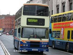 Dublin Bus RA193 (94D193). (Fred Dean Jnr) Tags: april2005 dublin dublinbus busathacliath dublinbusbluecreamlivery volvo olympian alexander r oconnellstreetdublin dbrook ra193 94d193 l102vdm