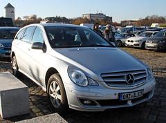R Class (Schwanzus_Longus) Tags: bremen german germany modern car vehicle minivan mercedes benz r class klasse r230 cdi 4matic