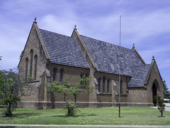 St John the Evangelist Anglican Church, built 1886, Uralla NSW - see below (Paul Leader - Paulie's Time Off Photography) Tags: anglicanchurch church heritagelisted urallansw olympus olympusomdem10 paulleader architecture oldbuilding building heritagebuilding god christian christianity saviour savior faith newenglandregion nsw newsouthwales australia