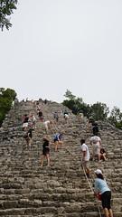2017-12-07_12-24-45_ILCE-6500_DSC03017 (Miguel Discart (Photos Vrac)) Tags: 2017 39mm archaeological archaeologicalsite archeologiquemaya coba e1670mmf4zaoss focallength39mm focallengthin35mmformat39mm holiday ilce6500 iso100 maya mexico mexique sony sonyilce6500 sonyilce6500e1670mmf4zaoss travel vacances voyage yucatecmayaarchaeologicalsite yucateque
