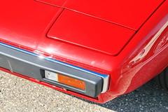 Ferrari Dino 308 GT4 1979 16.9.2018 3703 (orangevolvobusdriver4u) Tags: 2018 archiv2018 car auto klassik classic oldtimer schweiz suisse switzerland historischeverkehrsschau2018 stmargrethen ferrari italy ferrariitaly sportwagen sportscar ferraridino308gt4 ferraridino dino 308 gt4 ferraridino308 detail 1979 ferrari1979