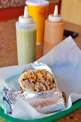 La Victoria Taqueria (jpellgen (@1179_jp)) Tags: ca california westcoast travel 2018 december bayarea food foodporn nikon sigma 1770mm d7200 mexicanfood burrito meat lavictoria taqueria