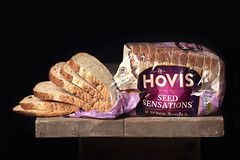 Hovis (seegarysphotos) Tags: garylewis seegarysphotos bread hovus crust food loaves loaf stilllife bake sliceofbread nuts seed seededbread