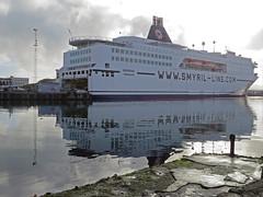 MS Norrona at Torshavn, Faroe Islands. 2018 (3 of 4) (Brit 70013 fan) Tags: norrona smyrilline hirtshals denmark faroeislands faroes torshavn capital cruiseferry iceland seydisfjordur