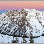 Snowy Pre-Dawn at Alta thumbnail