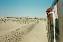 MEX70 C30-7 11099 (stevenjeremy25) Tags: ferromex fxe fnm mexico train railway railroad sbc sonora baja punto penasco c307 11099